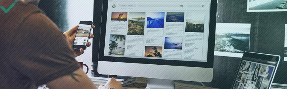 Lernen Sie Bilder für Social Media zu erstellen: Tools