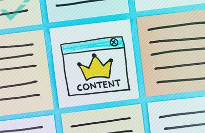 Le contenu est roi : l'importance du contenu en ligne
