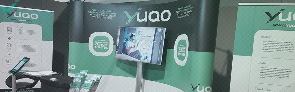 C'est pourquoi la participation de Yuqo au eCommerce Show North a été si cruciale.