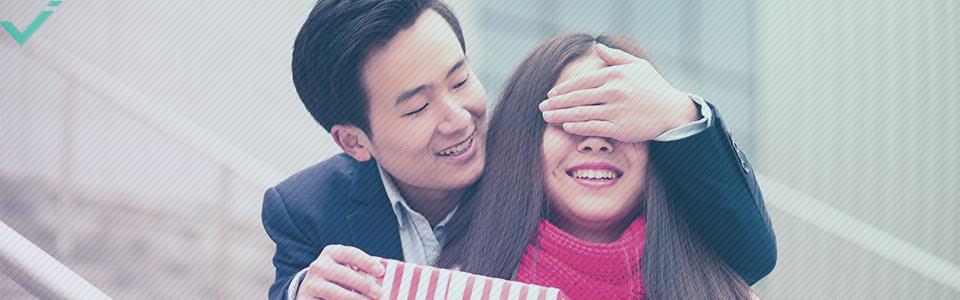 Valentinstag ist für die Verliebten...Und Vermarkter