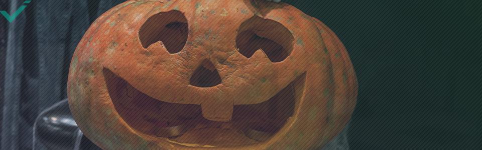 Halloween a moins de concurrence pour l'espace publicitaire.