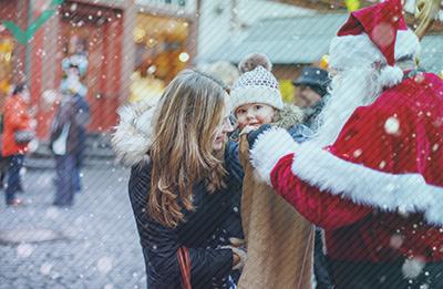 L'histoire étrange (et parfois sombre) du Père Noël en Europe