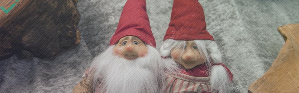 Père Noël en Europe: Jultomten et Nisse