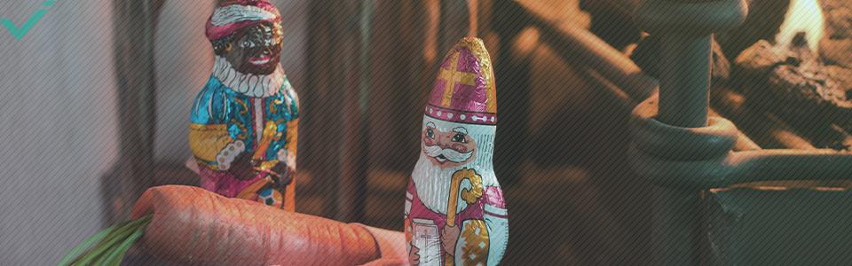 Père Noël en Europe: Sinterklaas et Peter