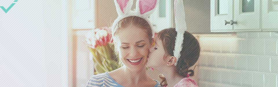 Pâques est un jour de fête très populaire au Royaume-Uni.