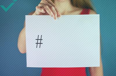 Des hashtags pour tous les jours de la semaine