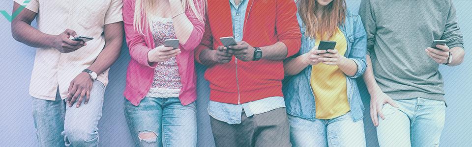 Les messages directs permettent aux entreprises de rester en contact direct avec leurs clients.