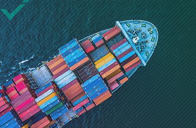 Les variables des frais de port à l'international