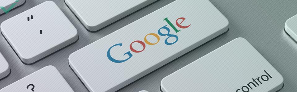 Definierende Worte: Google