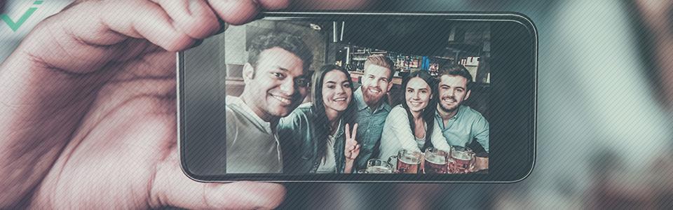 Definierende Worte: Selfie